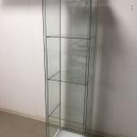 Продам стеллаж-витрина, Новосибирск