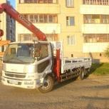 Самогруз 3-5 тонн. Услуги самогруза. Заказ самогруза недорого., Новосибирск
