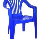 Пластиковый стул (кресло) для пикников, Новосибирск