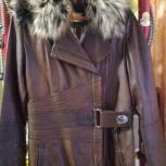 Куртка кожаная, Новосибирск