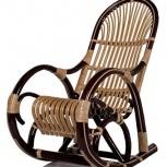 """Продам кресло-качалку """"Медведь"""". Натуральная лоза. Ручная работа., Новосибирск"""