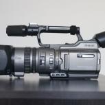 Видеокамера Sony DCR-VX2100E, Sony 2100, Новосибирск