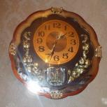 Продам настенные часы, Новосибирск