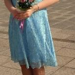 Платье на выпускной, пошито на заказ, Новосибирск