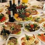 Настоящая домашняя кухня на заказ*У аленки*свадьбы,банкеты,выпускные, Новосибирск