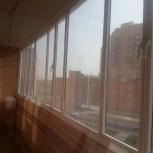 Окна алюминиевые на лоджию,балкон, Новосибирск