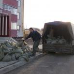 Вывоз мусора Газель ЗИЛ КАМАЗ строительного мусора и бытового мусора., Новосибирск