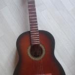 Продам классическую акустическую гитару, Новосибирск