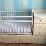 Детская кроватка трансформер, Новосибирск