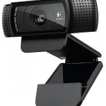 Продам веб-камеру Logitech  C920 - Новая!, Новосибирск