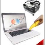 Почистим ваш ноутбук, Новосибирск