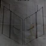 Продам стеклянную шторку, Новосибирск