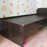 Кровать 200*80 h70см цвет венге, Новосибирск