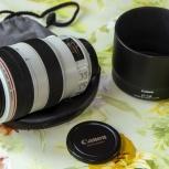 Canon EF 70-300mm f/4-5.6L IS USM, Новосибирск