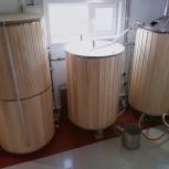 Крафтовая пивоварня 530 литров, Новосибирск