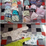 Пакет детских вещей 0-6, Новосибирск