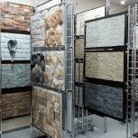 Отделка и дизайн с применением декоративного камня, 3d панелей, Новосибирск