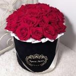 101 роза. Розы. Метровые розы. Доставка цветов., Новосибирск