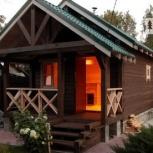 Строим из дерева дома, бани, беседки под ключ, Новосибирск