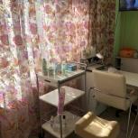 сдам рабочее место мастера маникюра и педикюра, Новосибирск