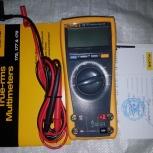 Продам цифровой мультиметр FLUKE 175, Новосибирск