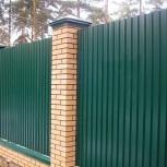 Заборы, ворота, Новосибирск