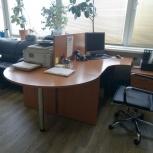Продам офисный сдвоенный стол, Новосибирск