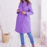 Продам куртку пальто демисезонное р. 48, Новосибирск