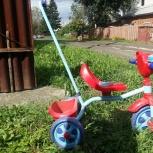 Велосипед для ребенка до 3 дет, Новосибирск