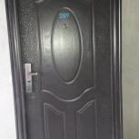 Дверь входную металлическую продам, Новосибирск