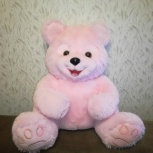 Медведь большой, мягкая игрушка, Новосибирск