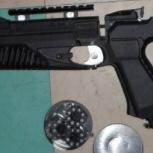 продам пневматический пистолет-винтовку МР-651к, Новосибирск