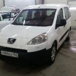 Аренда-авто. Peugeot Partner Tepee с последующим выкупом, Новосибирск