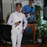 Ведущая тамада поющий dg.Свадьба юбилей, Новосибирск