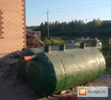 канализация под ключ новосибирск цена