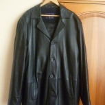 Продам кожаный плащ, Новосибирск