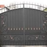 ворота заборы, Новосибирск