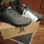 Salomon  продам   новые  кроссовки  salomon, Новосибирск