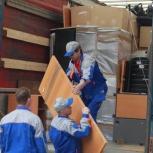 грузчики разнорабочие грузоперевозки сборка мебели, Новосибирск
