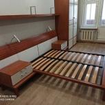 Спальный гарнитур (кровать + трюмо + шкаф), Новосибирск