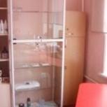 Продам стеклянный шкаф, Новосибирск