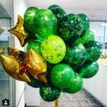 Воздушные шары на 23 февраля, Новосибирск
