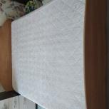 Кровать двухместная с матрасом, Новосибирск
