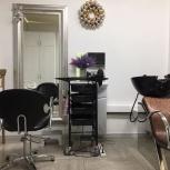Сдам рабочее место для парикмахера, Новосибирск