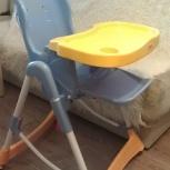 Продам детский стульчик для кормления Gerber, Новосибирск