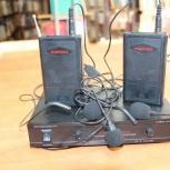 Продам головную радиосистему audiovoice WL-22HPM, Новосибирск
