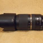 Объектив Tamron SP AF 70-300/4.0-5.6 Di VC USD Nikon F, Новосибирск