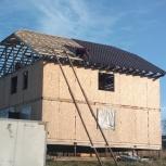 Строительство домов из sip-панелей, Новосибирск