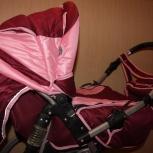 Продам коляску-трансформер зима-лето, Новосибирск