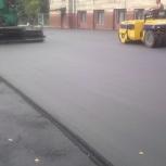 Асфальтирование дорог в Новосибирске с отличным результатом, Новосибирск